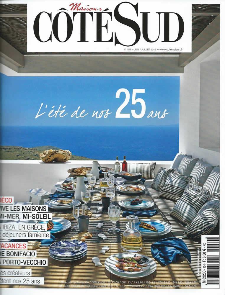Vega Apartments Tinos, Maisons Côté Sud Magazine