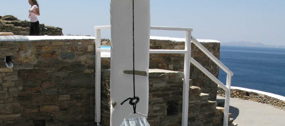 Altair apartment, Tinos