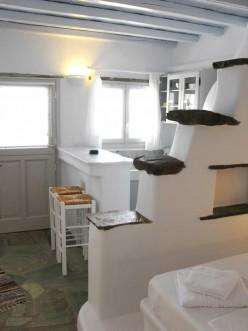 Antares, Διαμέρισμα με διπλό κρεβάτι, Ξενοδοχείο Vega Apartments, Τήνος