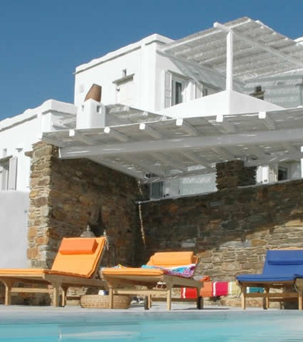 Welcome to Vega Apartments in Tinos island!